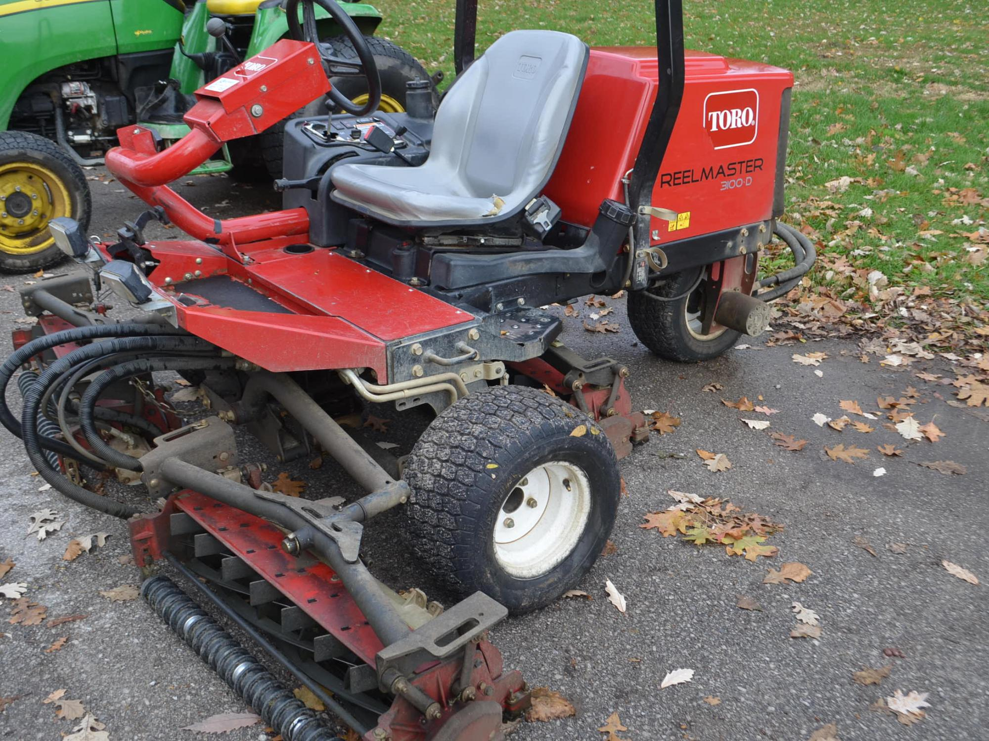 Golf Carts Amp Equipment Auction In Allen County Indiana